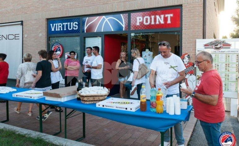 Inaugurata la nuova sede della Virtus Asd: tanti i presenti (foto)