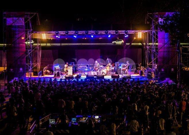 Ko computer night, ad Assisi il Riverock 2017 omaggia i Radiohead: le foto
