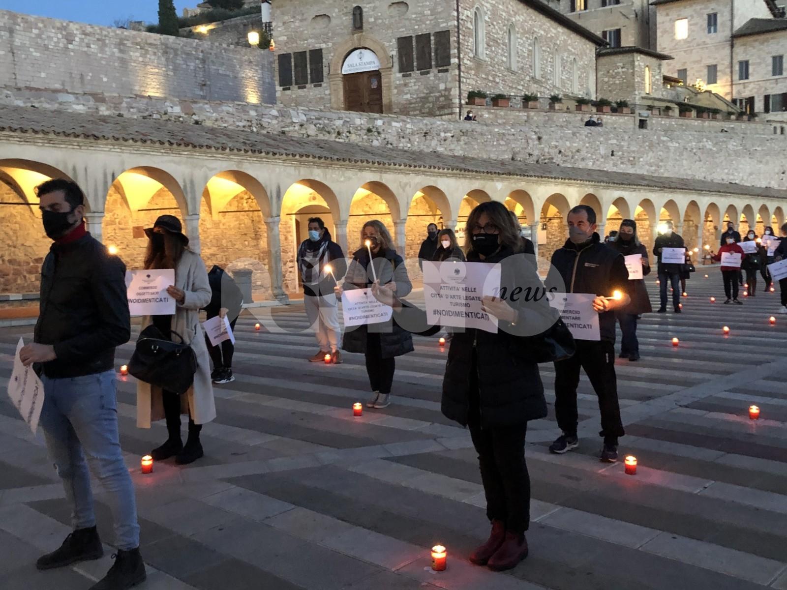 Commercianti di nuovo in protesta: domani 'picchetto' a Santa Margherita