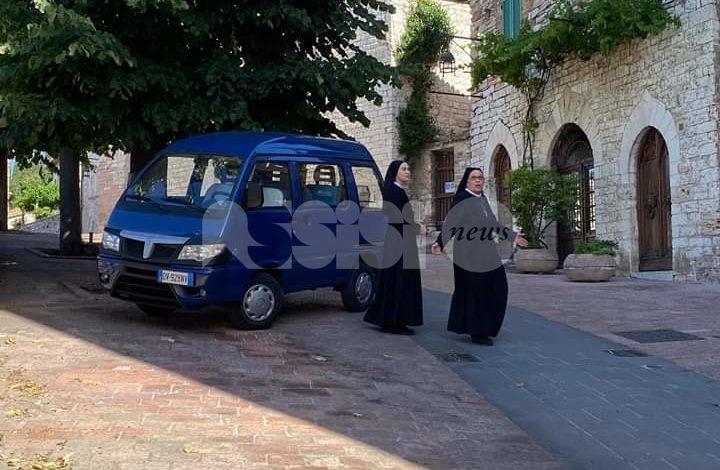 Stagione 6 di Che Dio ci aiuti, il cast ad Assisi per le riprese (foto+video)