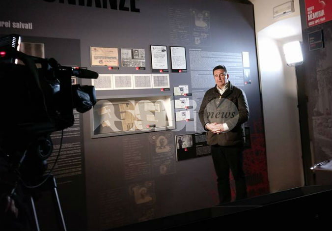 Assisi e gli ebrei, Roberto Giacobbo in città per una puntata di Voyager