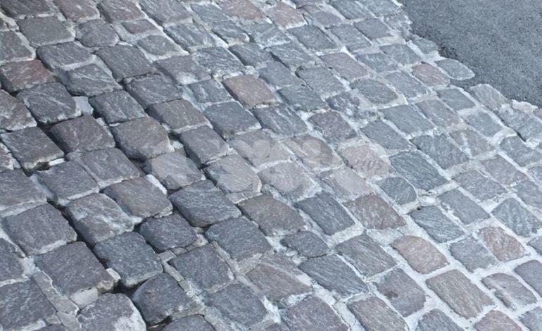 """Antonio Lunghi: """"Pavimentazione in sanpietrini malfatta, anche Umbra Acque è 'colpevole'"""""""