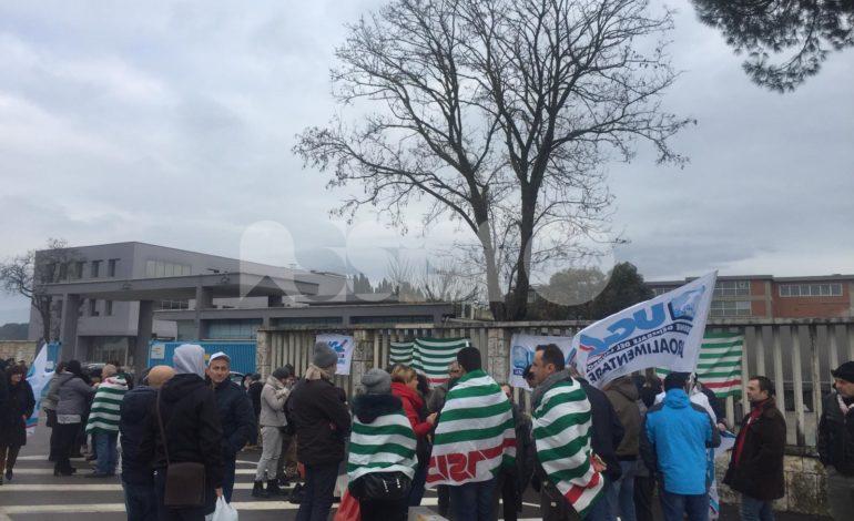 Sciopero dei dipendenti Colussi, reazioni: Spagnoli, Pastorelli e A Sinistra con i lavoratori