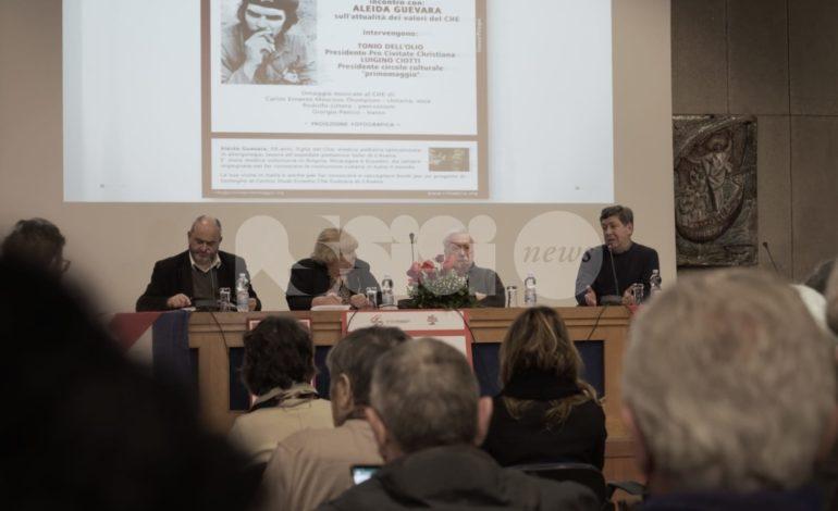 Quattrocento persone per Aleida Guevara ad Assisi (foto-video)