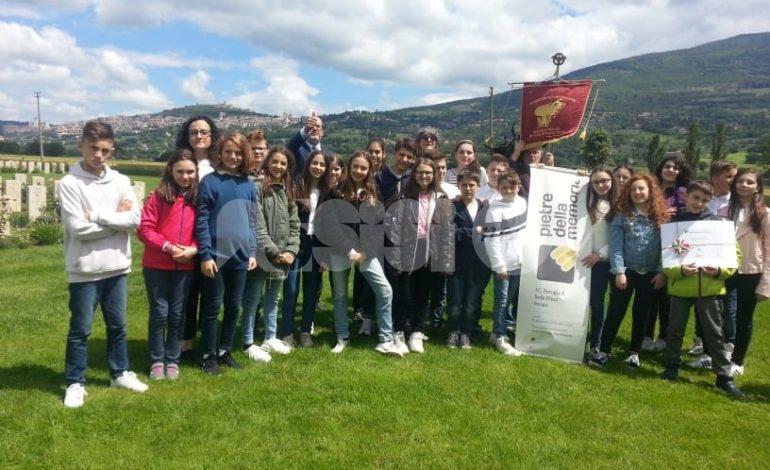 Esploratori della Memoria, ad Assisi il gran finale del concorso Anmig (foto)