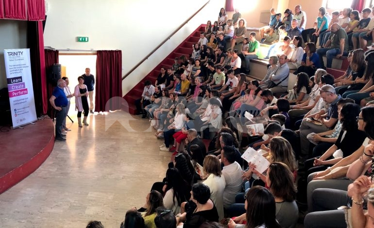 English in action, 300 alunni dell'Ic Assisi 3 imparano l'inglese