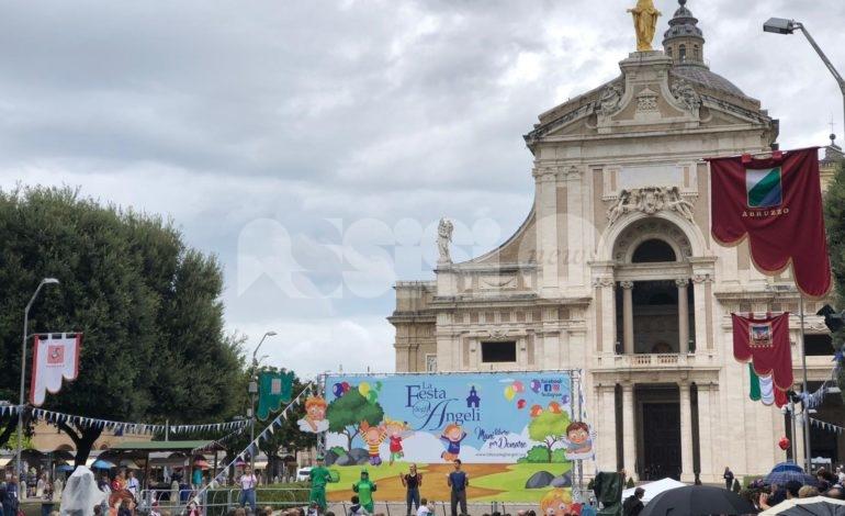 Festa degli Angeli 2019, la pioggia non ferma la partecipazione (foto)