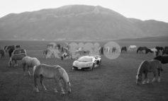 Anche l'Umbria protagonista del progetto Lamborghini sulle bellezze d'Italia