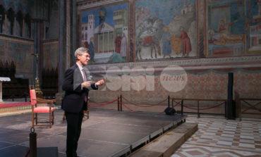 Cortile di Francesco 2019, Jeffrey Sachs apre con l'economia sostenibile (foto+video)