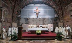 Cappella della Maddalena, messa e convegno per celebrare i restauri (foto)