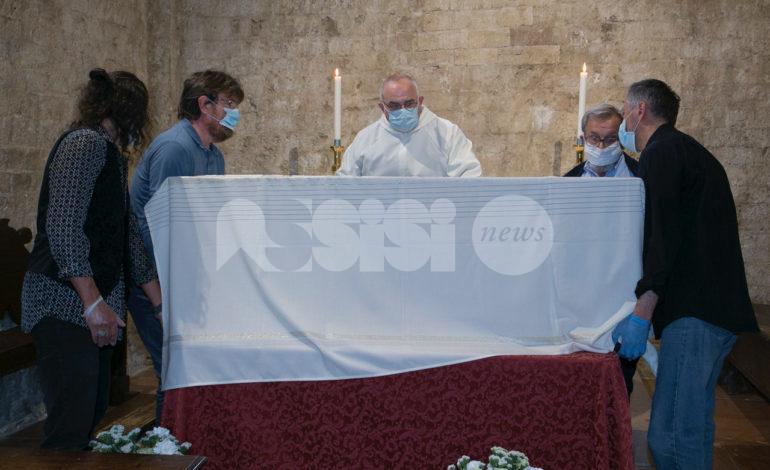 Venerabile don Pennacchi, effettuata la ricognizione del corpo (foto)