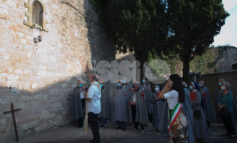 Madonna di Fatima, la statua torna a Porta Cappuccini dopo il restauro (foto)