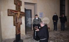 Padre Marco Moroni inizia il mandato da Custode del Sacro Convento (foto+video)