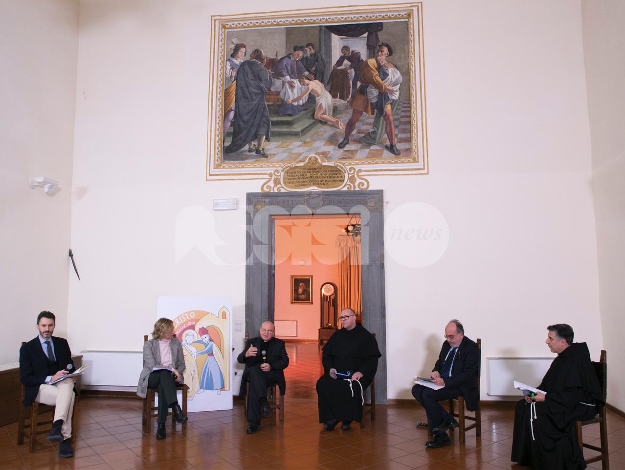 Centenario Rivista San Francesco, ad Assisi il primo incontro Parole Povere (foto+video)