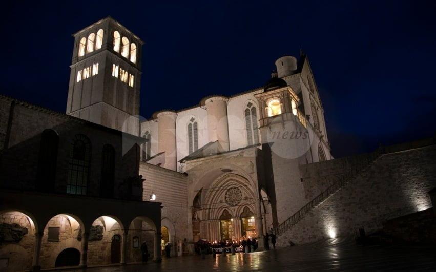 Giornata di preghiera e digiuno, le foto del pomeriggio ad Assisi