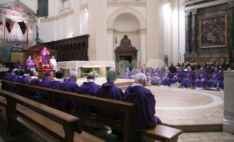 Quaresima 2020 ad Assisi, iniziative in Basilica a Santa Maria degli Angeli