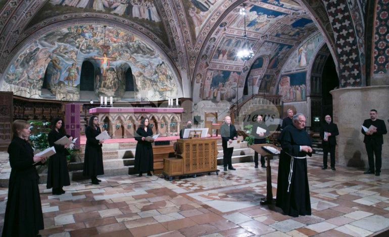 Sacræ Passionis Concentus 2021, aprono i Franciscan Singers (foto)