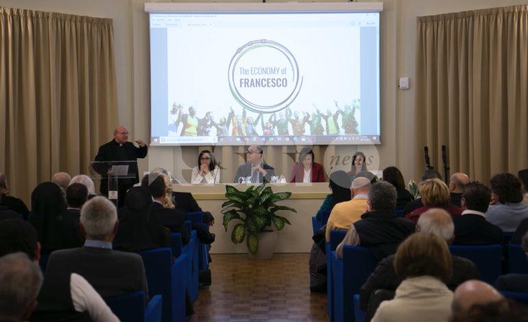Towards The Economy of Francesco, partite le lezioni della Toniolo (foto)