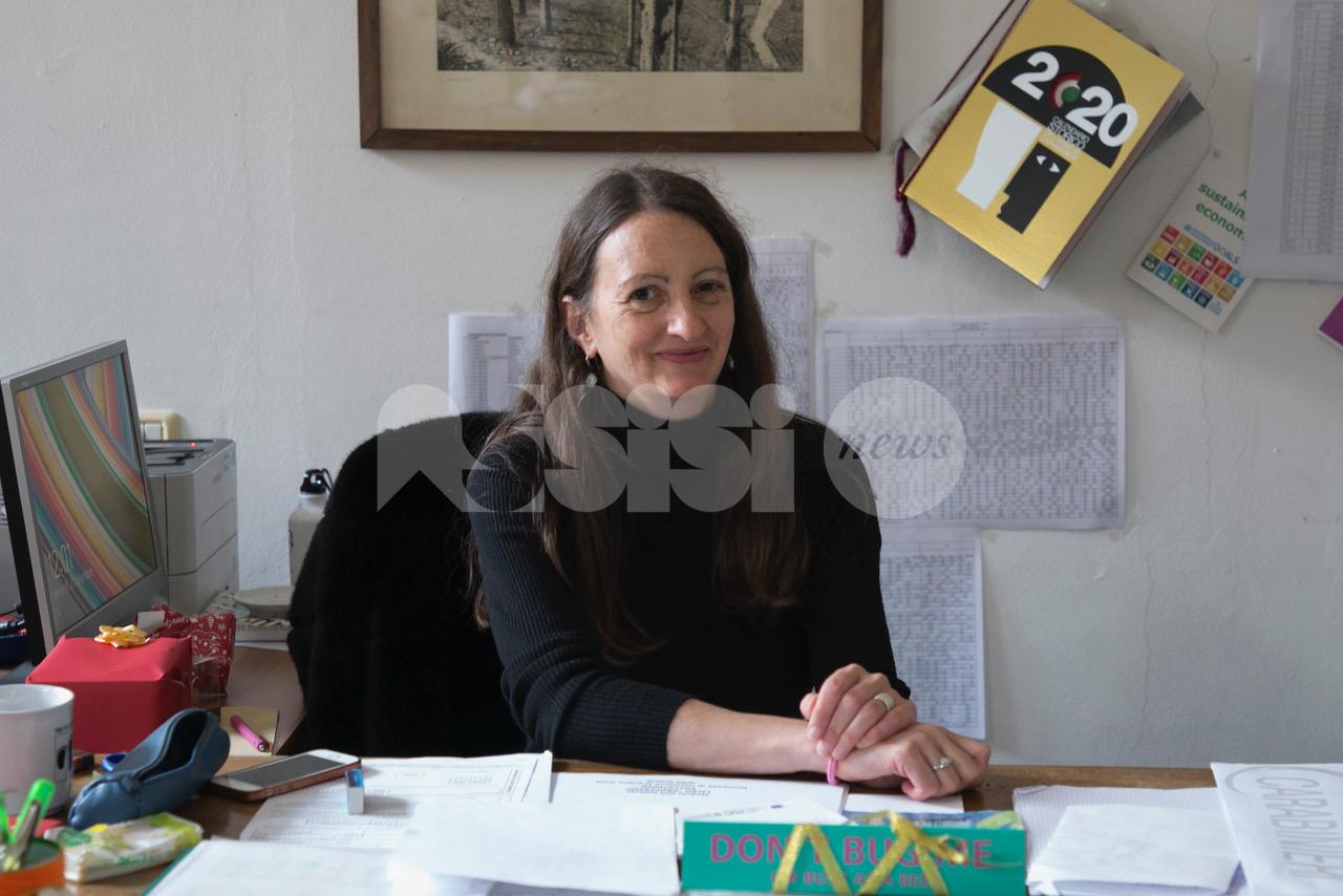 Francesca Alunni protagonista ai giovedì del Rotary (anticipati a mercoledì)