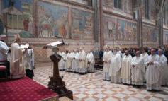Ventennale della riapertura della Basilica di San Francesco, festa grande ad Assisi (foto e video)