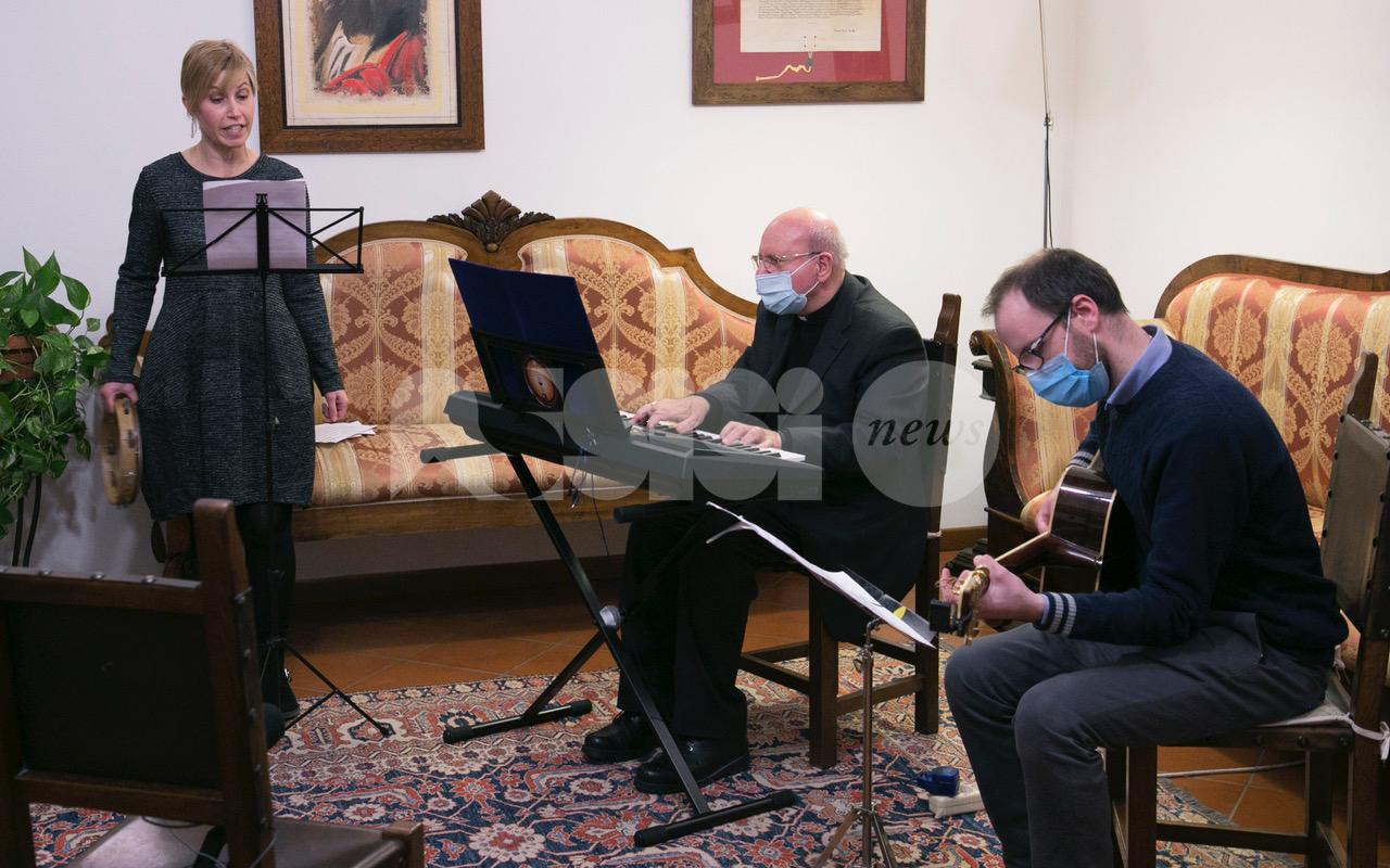 """Mirjam Viterbi: """"Assisi per noi ebrei è stato un abbraccio"""" (foto)"""