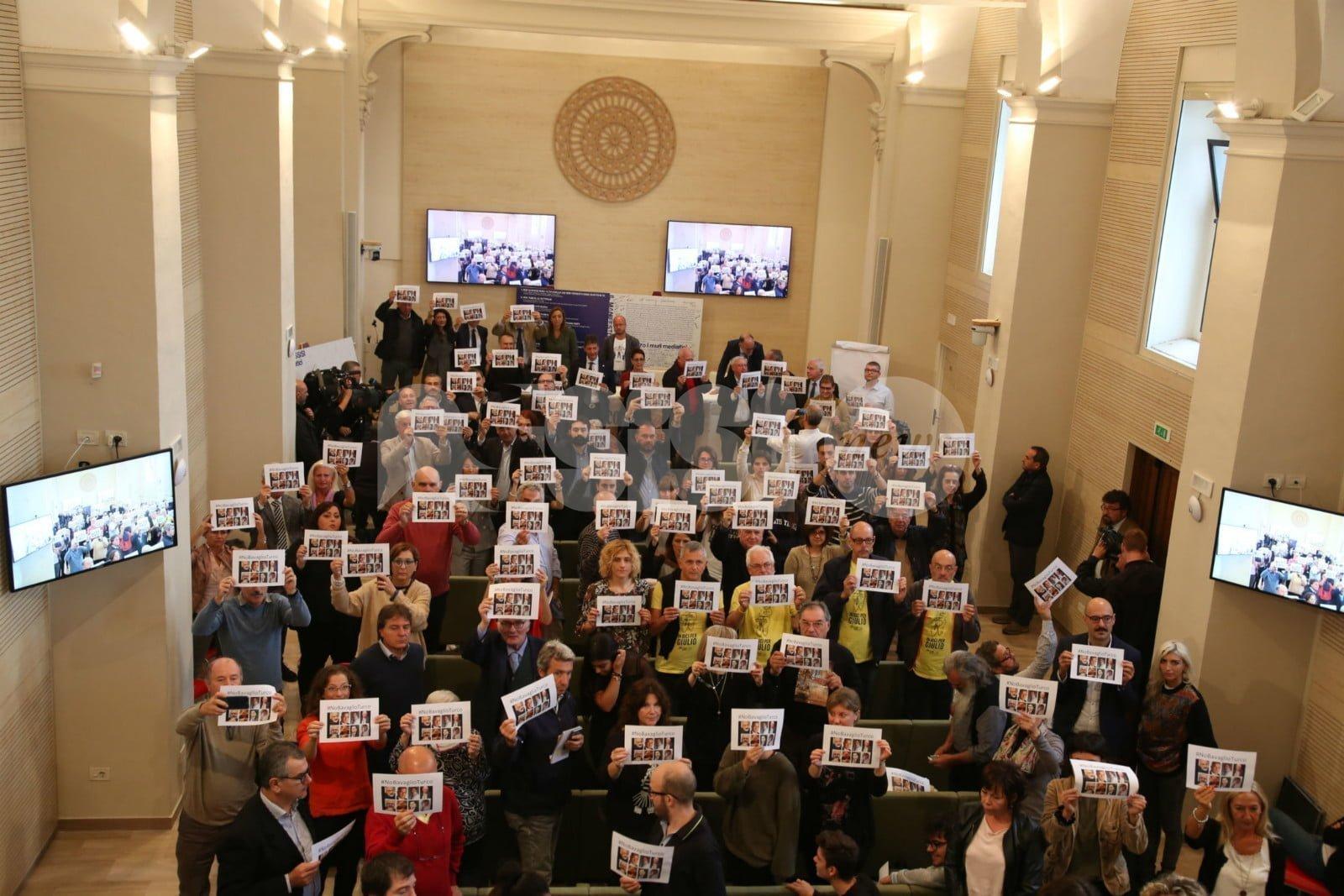 Carta di Assisi, a Roma si presenta il decalogo della buona comunicazione