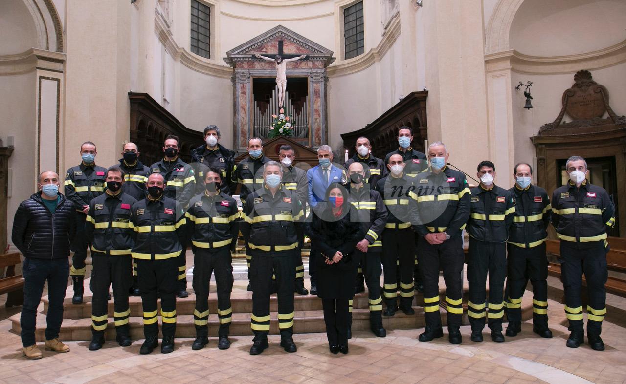 Interventi 2020 dei vigili del fuoco di Assisi: quasi 1000 operazioni (foto)