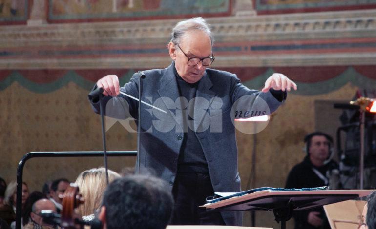 Anche Assisi piange Ennio Morricone: il compositore scomparso in nottata
