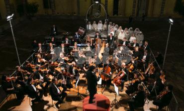 La Suor Angelica di Puccini ad Assisi: le foto dello spettacolo al Sacro Convento