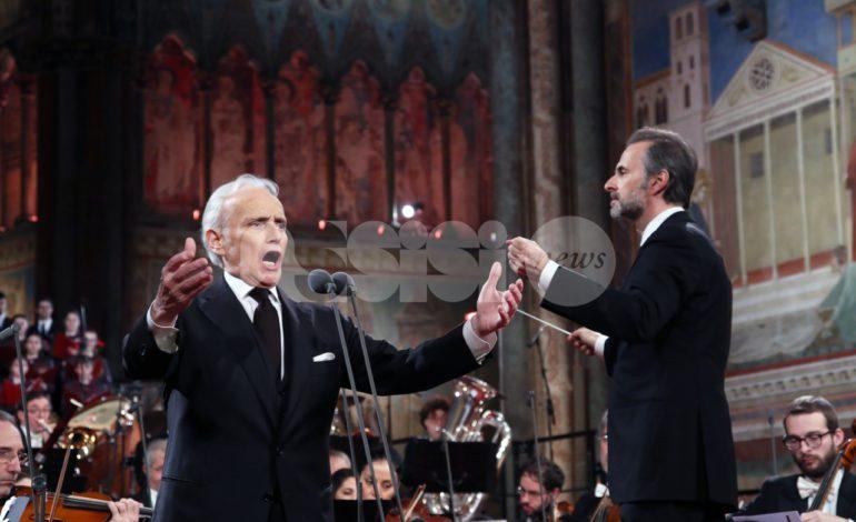Le foto delle prove del concerto di Natale a San Francesco 2018