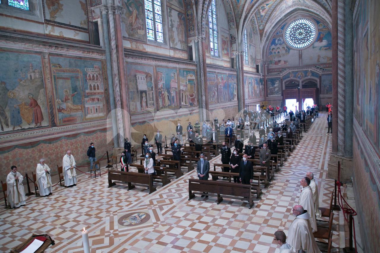 Dedicazione 2020 della Basilica di San Francesco, le foto dell'evento