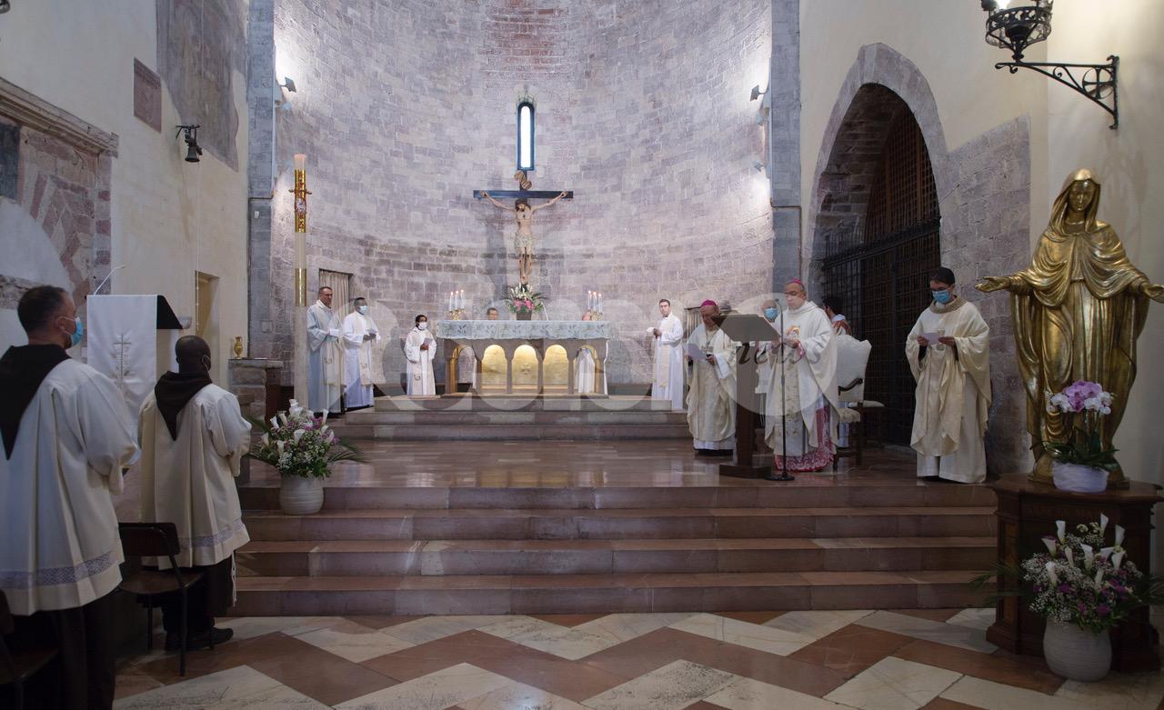 Santuario della Spogliazione, festa per il terzo anniversario (FOTO)