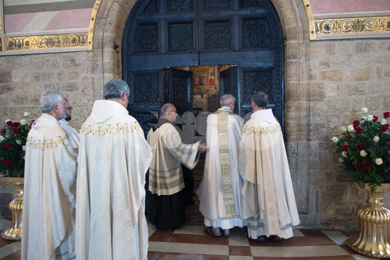 Festa del Perdono di Assisi 2020, ricordate anche le vittime della pandemia (FOTO)