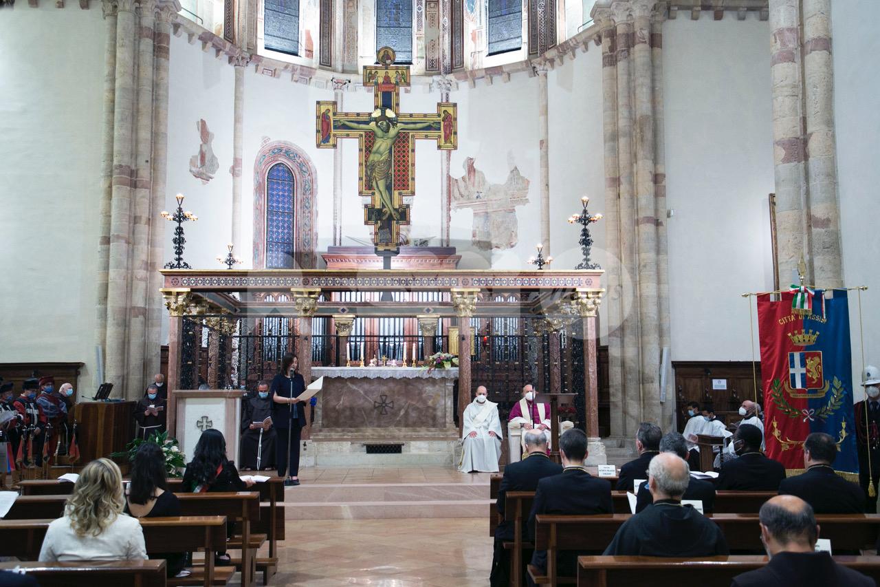 Festa del Voto 2021, si rinnova la devozione a Santa Chiara (foto+video)
