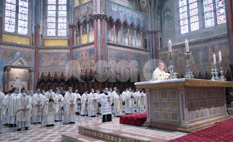 Dedicazione 2021 della Basilica di San Francesco, celebrazioni ad Assisi (FOTO)