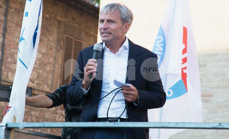 Marco Cosimetti presenta liste e candidati (foto+video)