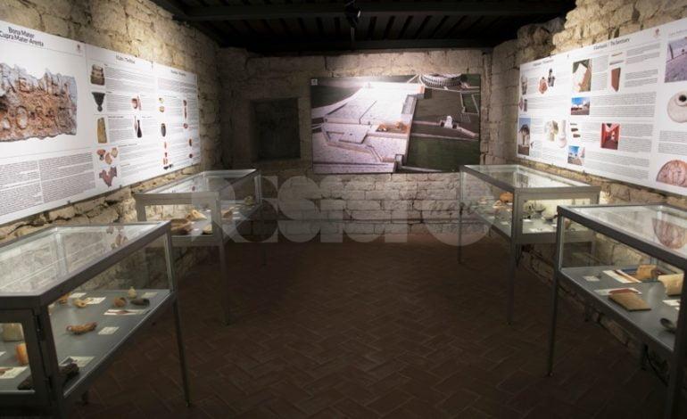 Inaugurata la sezione archeologica al Museo diocesano di Assisi: le foto