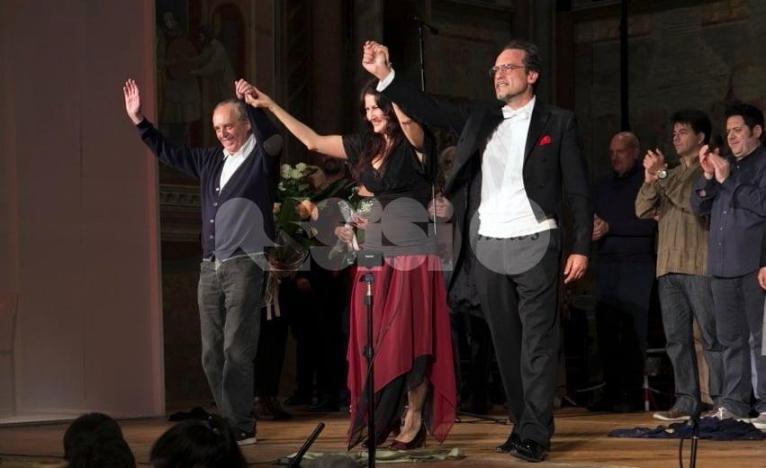 La Salomè di Dario Argento in anteprima mondiale ad Assisi: le foto