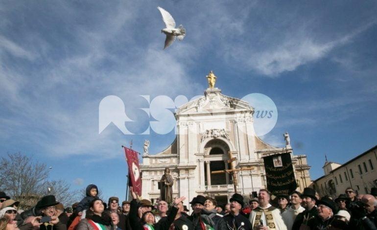 Il Piatto di S. Antonio 2017 celebrato a Santa Maria degli Angeli