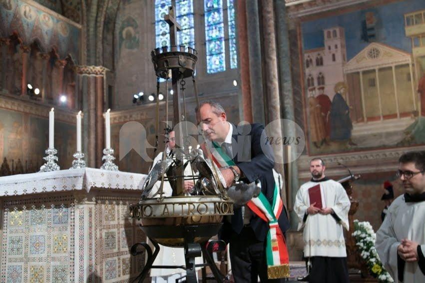 "Festa di San Francesco 2018 ad Assisi, l'augurio del cardinale Sepe: ""'A Maronna v'accumpagna"""