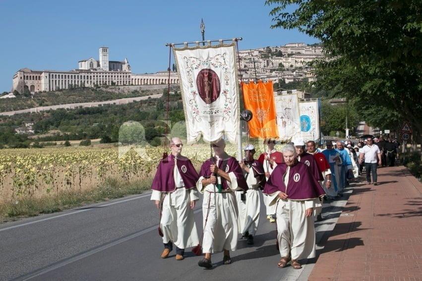Ad Assisi un pellegrinaggio diocesano per il Perdono 2018