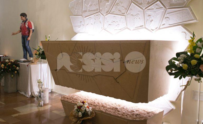 """Mons. Sorrentino: """"Carlo Acutis sa riaccendere il bene che è in noi"""" (foto)"""