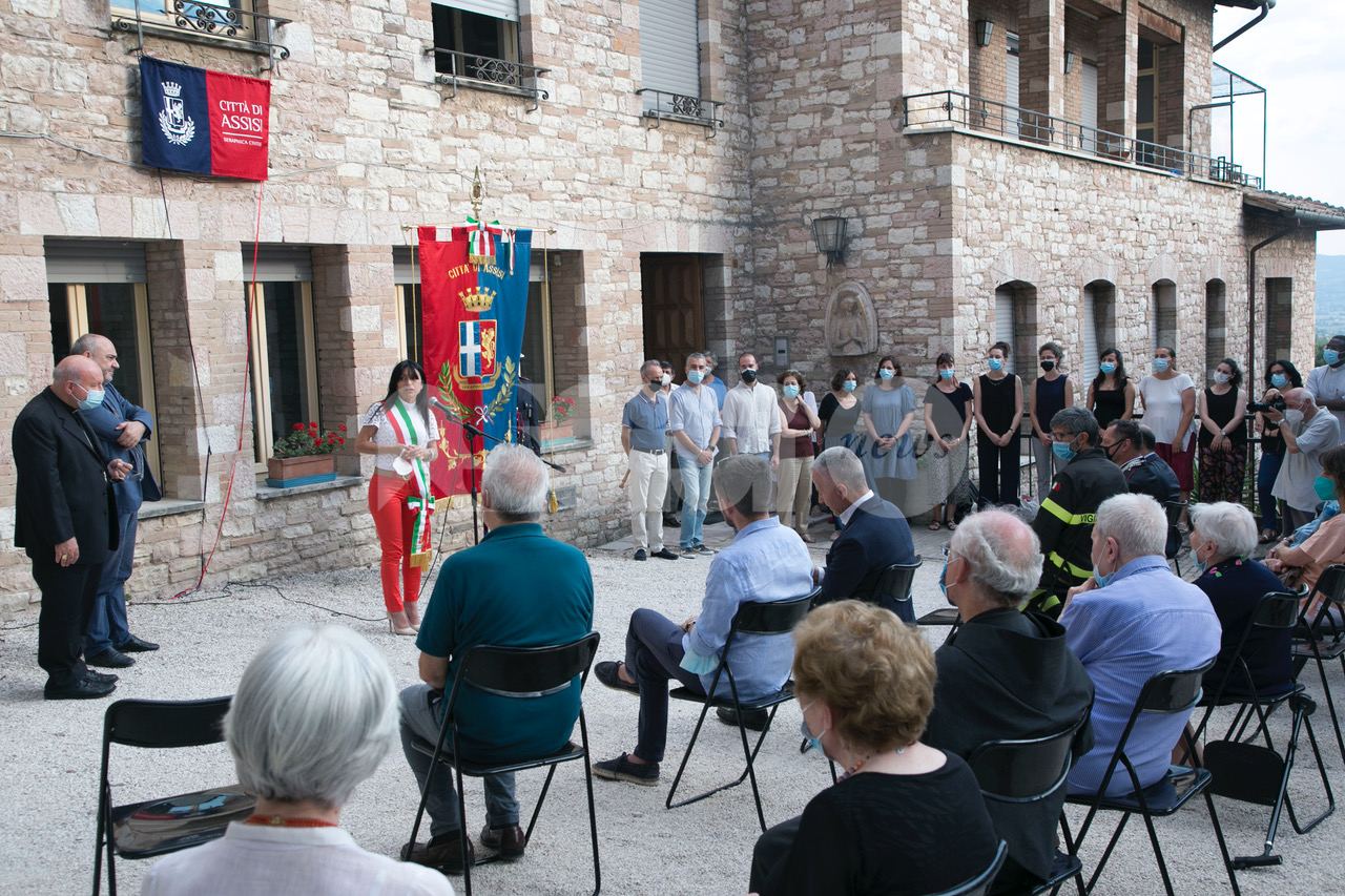 Cittadella, inaugurati gli spazi dedicati al fondatore e al Concilio Vaticano II (FOTO)