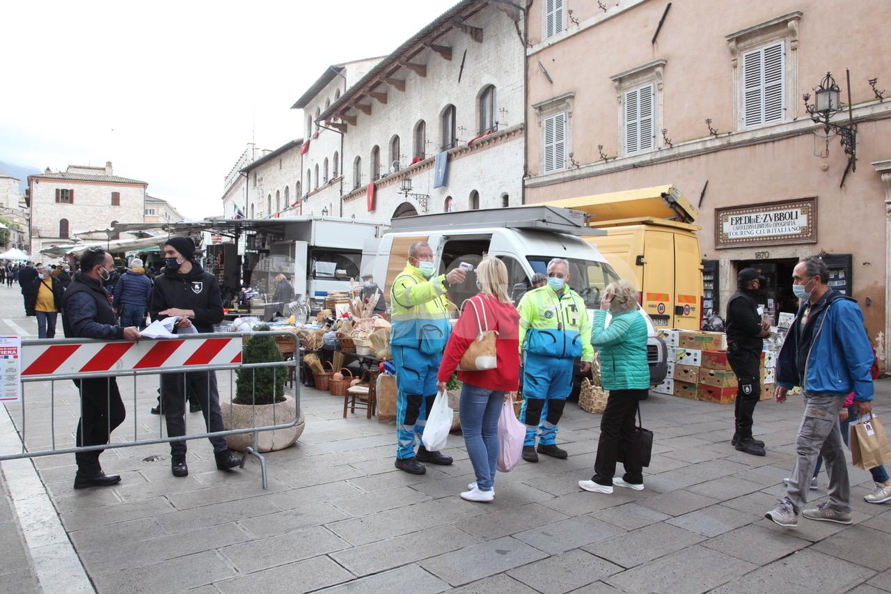 Fiera 2020 di San Francesco: stand, attenzione e sicurezza (foto)
