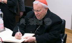 Il Cardinale Gualtiero Bassetti pellegrino alla Porziuncola di Santa Maria