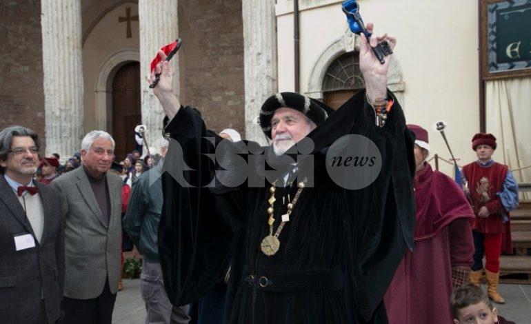 Calendimaggio di Assisi 2019, le foto del primo giorno di Festa