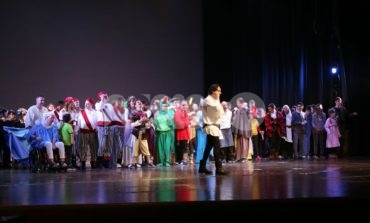 Il tempo delle fiabe, Lyrick tutto esaurito per lo spettacolo del Serafico (foto)