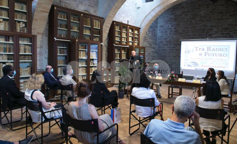 Polo culturale di San Rufino, ad Assisi inaugurati i nuovi locali (foto)