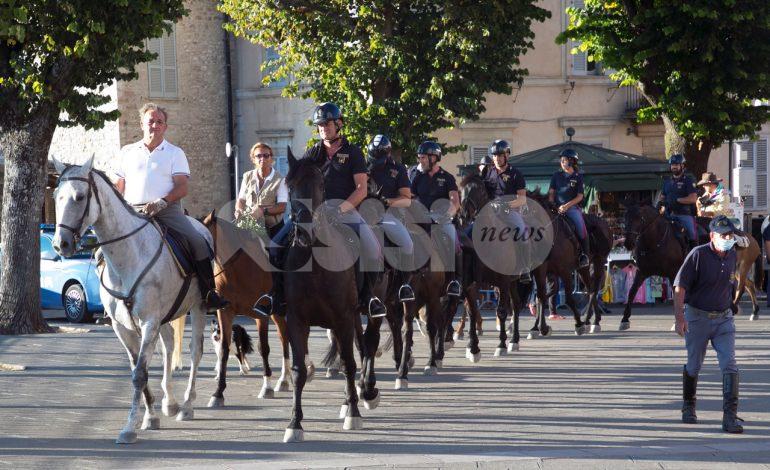 Cavalcata di Satriano 2021, tra Assisi e Nocera si rinnova la tradizione (foto)