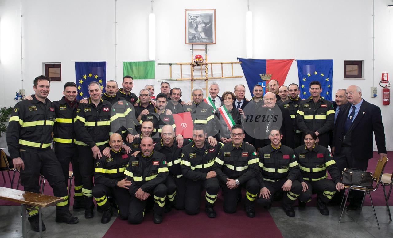 Vigili del fuoco del distaccamento di Assisi, il bilancio del 2019 (FOTO)